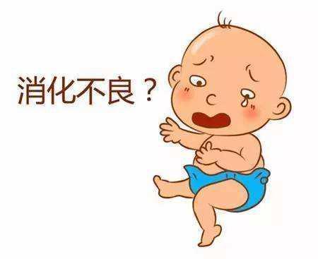 宝宝消化不良怎么办?