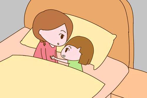 睡前聊天,也会提升孩子的语言能力!